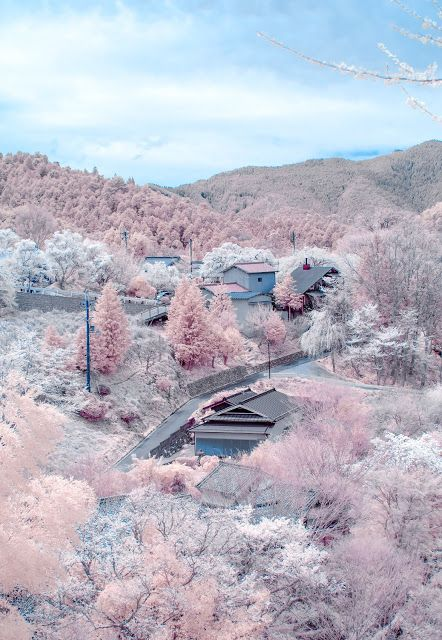 Mount Yoshino, Nara, Japan