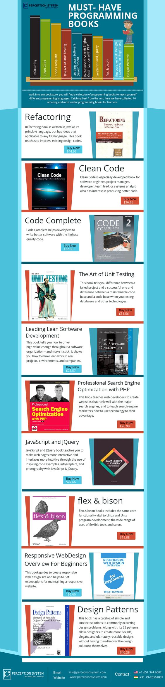 Must Have Programming Books