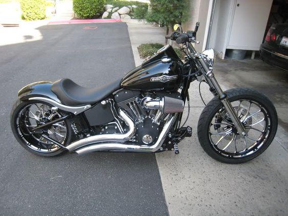 My kind of Harley - 2008 Night Train phatail
