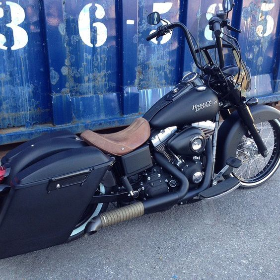 My old Dyna 2012 Dyna switchback FLD, very modified. @daniel rosen Daniel Rosen Sticky Media