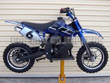 NEW AUTOMATIC MOTOR DIRT BIKE★AUTO★PEEWEE 50★49cc★50cc★MOTORBIKE★POCKET★SDB50JR★