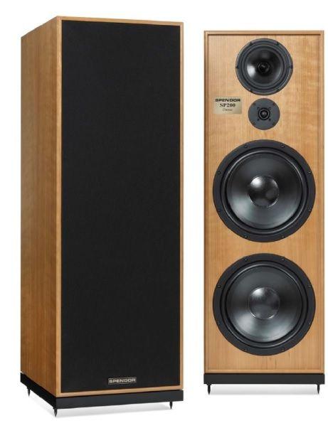 New Spendor SP200 loudspeakers