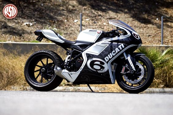 NPA Ducati 1098