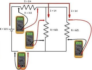 Ohm's Law Series-Parallel Circuits Calculation | Electrical Engineering | Learn Electrical Engineering for Beginners