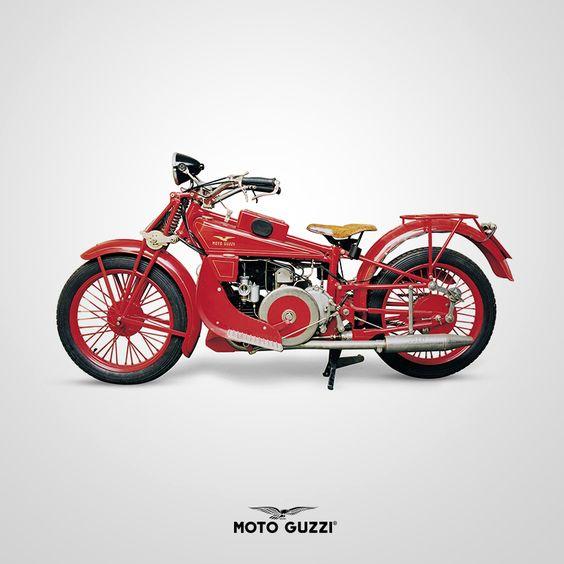 old moto guzzi