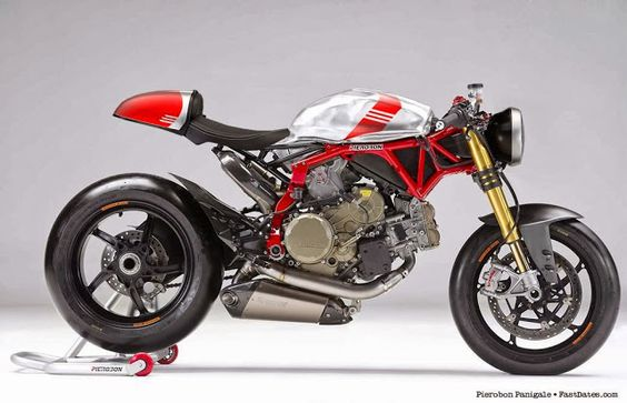 Ottonero Cafe Racer: Got Cafe? I want this.