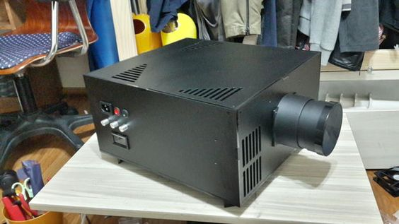 Picture of DIY 2k(2560x1440) LED beam projector