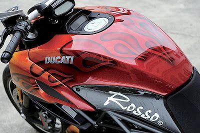 Planet Japan Blog: Ducati Diavel by Ducati Nagoya North