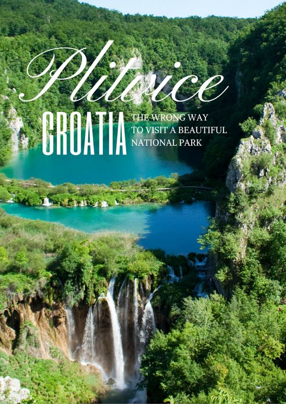 Plitvice Lakes National Park in Croatia is stunning. Here's what to avoid and how to improve a visit to make the most of one day at Plitvice Lakes.