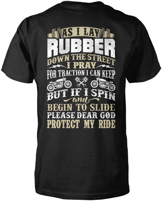 Protect My Ride T-Shirt
