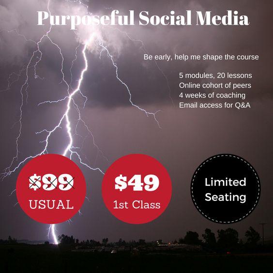 Purposeful Social Media