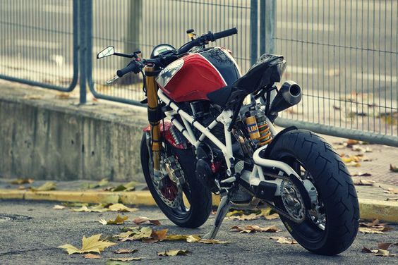 Pursang is the latest custom out of the Spanish motorcycle garage, Radical Ducati. Already famous for their ...Radical