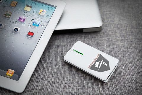 #r00tabaga MultiPwner Pen-Test Drop Box - ACE Hackware  - 1
