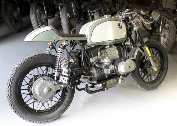 R100 Customs by Kevil's Speed Shop UK