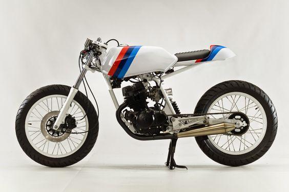 Racing Cafè: Honda CB 125 TT