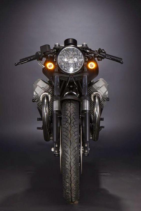 Racing Cafè: Moto Guzzi