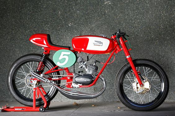Radical 1962 Ducati 48 Sport