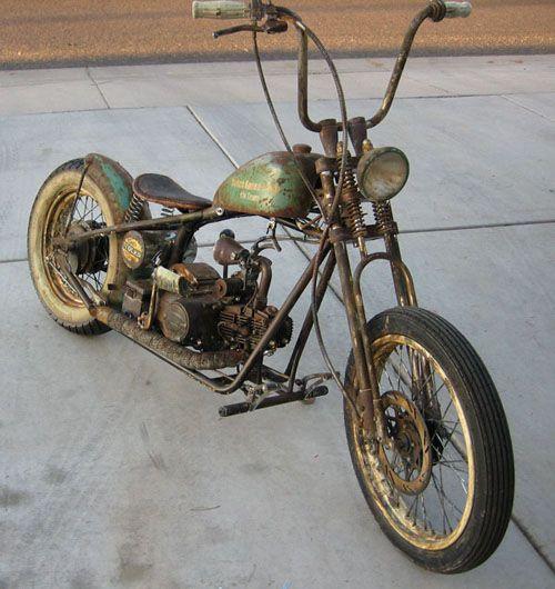 Rat Bike | rat