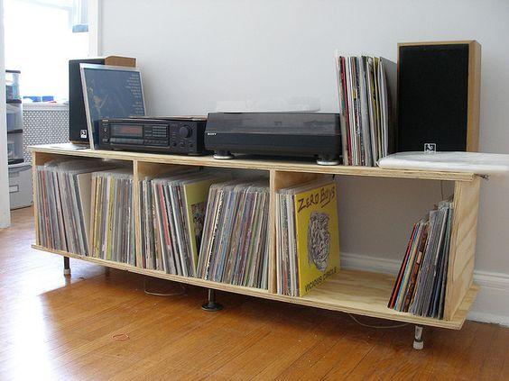reachable record storage