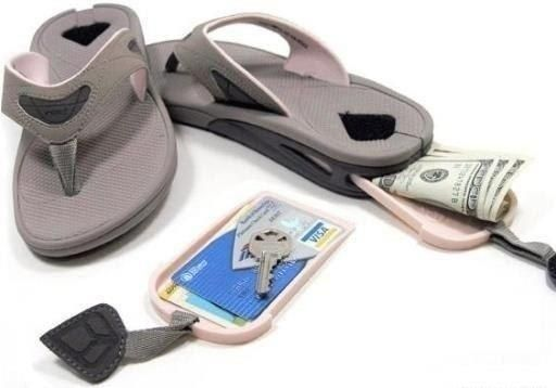 """Reef """"Stash"""" Sandal 
