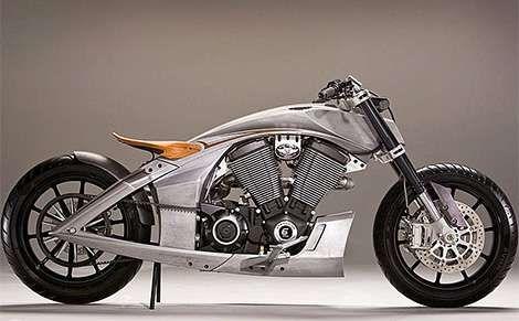 Retro-Modern Motorcycles -