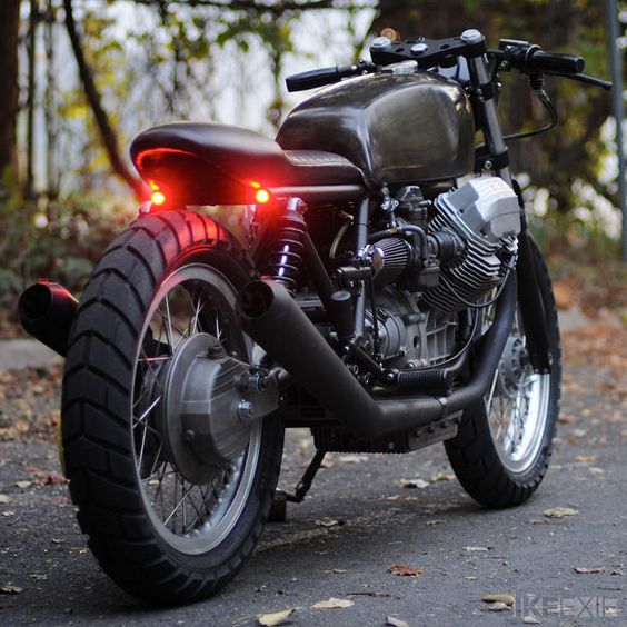 Revival Cycles Moto Guzzi | Bike EXIF