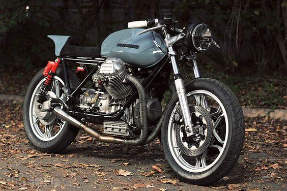 Revival Cycles Moto Guzzi