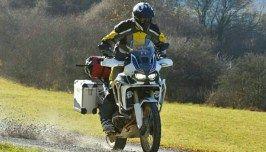 Ride Review | 2016 Honda Africa Twin 1000 Adventure Motorcycle Bike ( CRF1000L )
