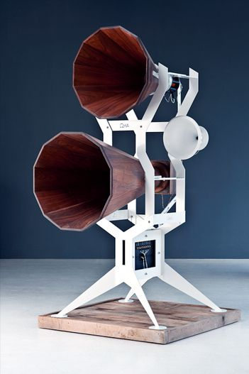 Ridiculously cool speakers