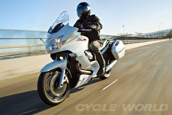 Riding Impression: Moto Guzzi Norge GT 8V