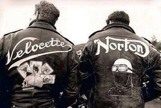 #rockers #lifestyle #motorcycles #motos |