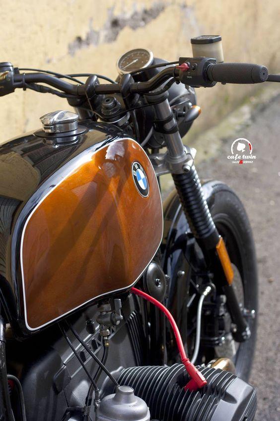RocketGarage Cafe Racer: Bmw R100