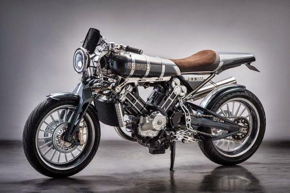 RocketGarage Cafe Racer: Brough Superior Motorcycles
