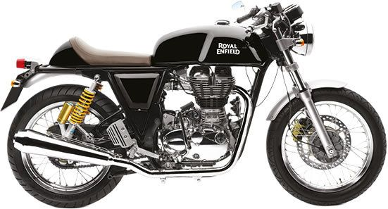 Royal Enfield Continental GT - black