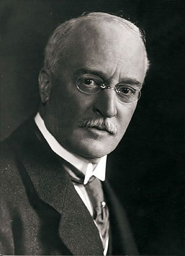 Rudolf Diesel, inventor of the patented moder Diesel Engine.  In 1900 he created a new engine that he wanted to use to replace his own design as the Diesel engine was 'dirty' as he himself was aware. His NEW engine ran on ANY unrefined oil.  He used unaltered Peanut Oil in his demonstration.  He died mysteriously on a boat before he could patent it.  some claim he was murdered to save the petroleum industry.  His