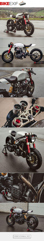 Sacha Lakic's CX500   Bike EXIF You need to Check out this CX500   - created via