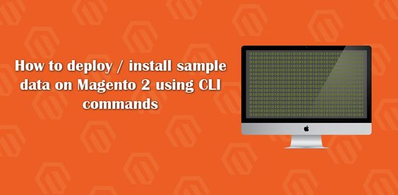 Sample Data Installation on Magento 2 using CLI Commands  #magento2 #installsampledata