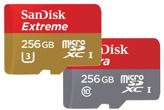 SanDisk unveils the