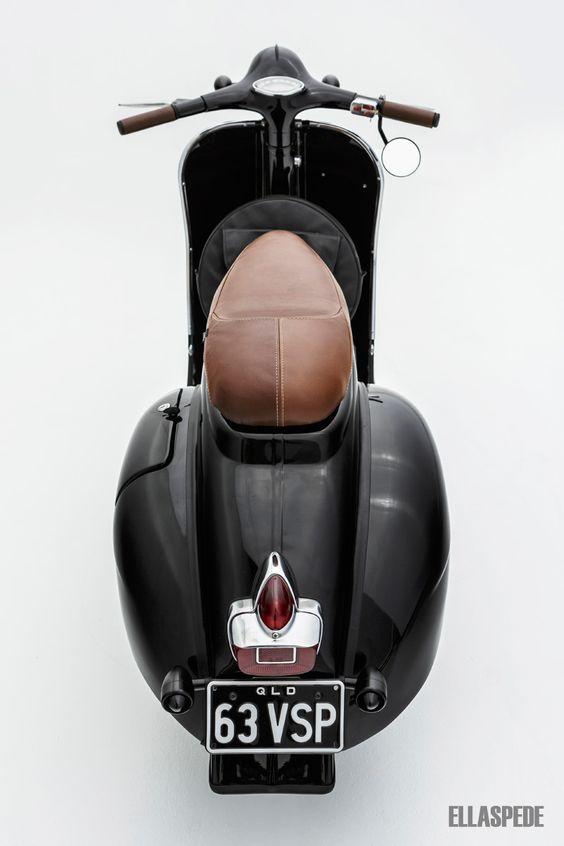 scooter restoration ideas