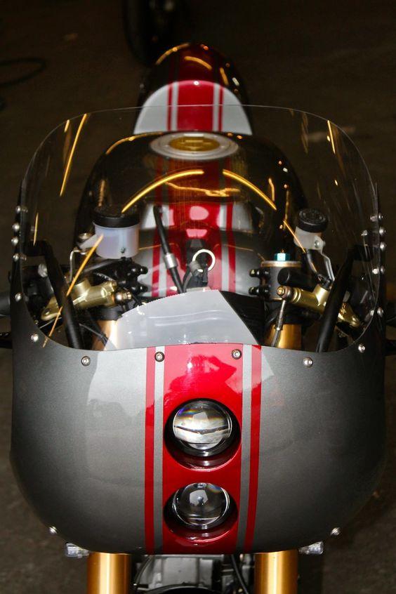 SD09 Made in metal | Inazuma café racer