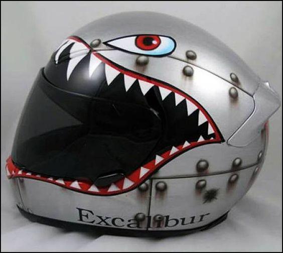 Shark Helmet / custom design