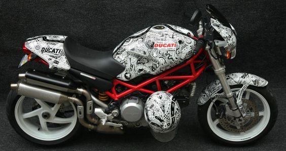 sharpie edition ducati