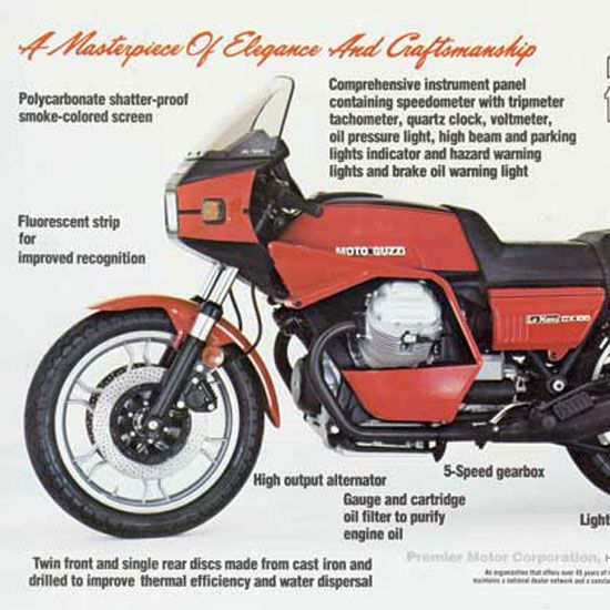 Sheep in Wolf's Clothing: 1979-1982 Moto Guzzi Le Mans CX100 - Classic Italian Motorcycles - Motorcycle Classics