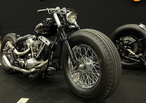 Shovelhead | Bobber Inspiration - Bobbers and Custom Motorcycles | the-ghost-darkness October 2014