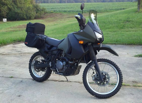 Show your painted KLR. - Page 22 -  Forums - Your Kawasaki KLR650 Resource! - The Original KLR650 Forum!