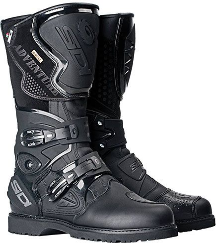 Sidi Adventure boots - 10/10 from Adventure Bike Rider Magazine (Feb 2014)