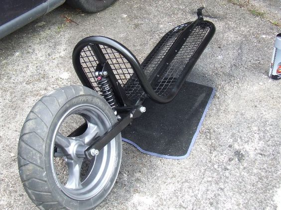 Single Wheel Trailer Research