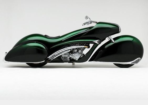 SMOOTHNESS BY ARLEN NESS [I know it's not a car, but it is so cool! -sdh]