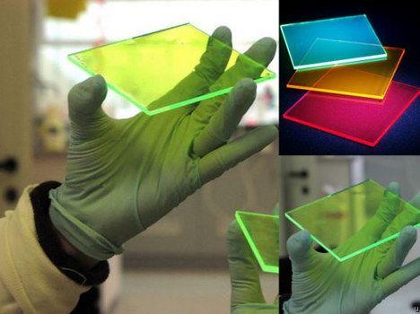 Solar panels of the future?