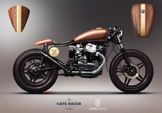 Some ideas for Cafe Racers